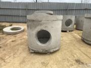 混凝土检查井污水雨水井广泛运用在排水工程中