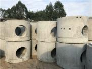 中科建筑材料公司混凝土检查井生产厂家
