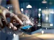 """中国建设的未来在于""""数字化、网络化、智能"""