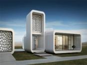 3D打印建筑:借助科技之力,将建筑与3D打印结合