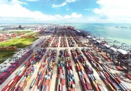南沙区港口航运发展:2025年货物吞吐量4.2亿吨