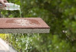 市政地面透水砖的功能特点与应用范围
