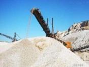 """华南地区砂石骨料供需压力骤减,源自打通""""黄"""