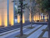 广州跃威PC石材砖项目案例