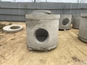 混凝土检查井污水雨水井广泛运用在排水工程