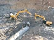 阳江雨污管网改造工程项目已进入最后冲刺阶