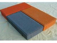 广州城建水泥制品生产的透水砖优秀工程案例