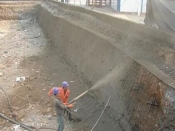 喷射混凝土材料技术的应用与发展