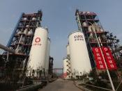 上半年中国建材经营业绩跑赢大市